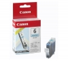 Canon BCI-6PC inktcartridge foto cyaan (origineel) 4709A002 011480