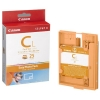 Canon Easy Photo Pack E-C25L credit card formaat labels (origineel) 1250B001AA 018180