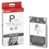 Canon Easy Photo Pack E-P25BW postcard-size zwart/wit (origineel) 1251B001AA 018160