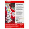 Canon HR-101N hoog resolutie papier 106 grams A3 (100 vel)