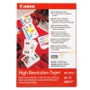 Canon HR-101N hoog resolutie papier 106 grams A4 (50 vel)