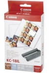 Canon KC-18IL inktcartridge + mini stickers (origineel) 7740A001AA 018020
