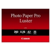 Canon LU-101 pro luster photo paper 260 grams A2 (25 vel) 6211B026 154026