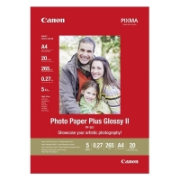 Canon Pp 201 Photo Paper Plus Glossy Ii 265 Grams A4 20 Vel Canon
