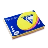 Clairefontaine multipack fluor roze/geel/oranje/groen 80 grams A3 (4x 125 vel) 1709C 250297