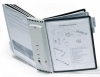 Durable Sherpa display wandmodule met 10 zichtmappen A4