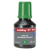 Edding BT 30 navulinkt groen (30 ml) 4-BT30004 200937