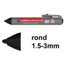 Edding Retract 12 whiteboard marker zwart (1,5 - 3 mm rond)
