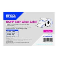 Epson C33S045707 BOPP satin gloss label 102 x 51 mm (origineel) C33S045707 083336