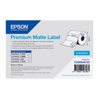 Epson C33S045722 premium matte label 102 x 51 mm (origineel) C33S045722 083314