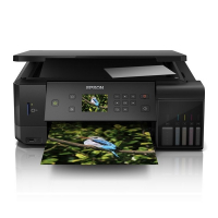 Epson EcoTank ET-7700 all-in-one A4 inkjetprinter met wifi (3 in 1) C11CG15401 831565