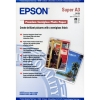 Epson S041328 premium semigloss photo paper 250 grams A3+ (20 vel)