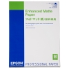 Epson S042095 Enhanced Matte Paper 192 grams A2 (50 vel) C13S042095 153077