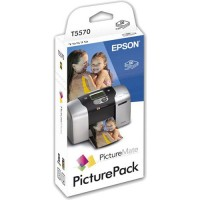 Picturemate Epson Inkt Cartridges Epson T557 Inkcartridge Papier