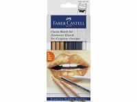 Faber-Castell Goldfaber Drawing Set Classic potloden (6-delig) FC-114004 220088