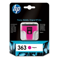 HP 363 (C8772EE) over datum inktcartridge magenta (origineel) C8772EE 900554