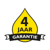 HP 4 jaar garantie t.b.v. HP Color LaserJet Pro MFP M283fdw all-in-one A4 laserprinter kleur met wifi (4 in 1)  800570