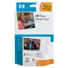 HP 57 Photo Starter Pack incl. 60 vel fotopapier (origineel) Q7942AE 031265
