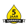 HP 5 jaar garantie t.b.v. HP Laser MFP 137fnw all-in-one A4 laserprinter zwart-wit met wifi (4 in 1)  800598