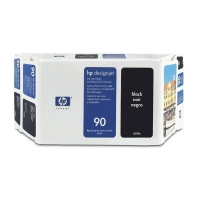 HP 90 (C5078A) value pack zwart (origineel) C5078A 030655