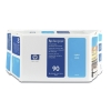 HP 90 (C5079A) value pack cyaan (origineel)