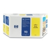 HP 90 (C5081A) value pack geel (origineel) C5081A 030670