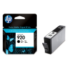 HP 920 (CD971AE) inktcartridge zwart (origineel) CD971AE 902757