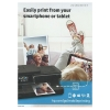 HP advanced glossy photo paper 250 grams 13 x 18 cm borderless 5 vel + 3 enveloppen CR700-10018 064986