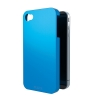 Leitz WOW metallic case blauw metallic voor iPhone 4/4s 62590036 211604