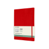 Moleskine XL weekagenda 2021 soft cover rood IMDSF212WN4Y21 313023