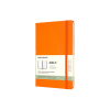 Moleskine large 18 maanden weekagenda 2020/2021 hard cover oranje IMDHN118WN3Y21 313039