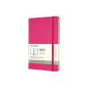 Moleskine large 18 maanden weekagenda 2020/2021 hard cover roze IMDHD1318WN3Y21 313038