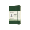 Moleskine pocket 18 maanden weekagenda 2020/2021 hard cover groen IMDHK1518WN2Y21 313031