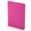 Oxford Signature notitieboek A5 gelinieerd 90 grams 80 vel roze 100735227 260065