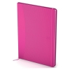 Oxford Signature notitieboek A5 geruit 90 grams 80 vel roze 100735228 260067