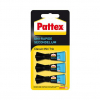 Pattex secondelijm Classic tube (3 x 1 gram) 2234386 206229