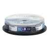 Philips Blu-Ray-R recordable 10 stuks in cakebox
