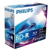 Philips Blu-Ray-R recordable 5 stuks in jewel case