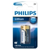 Philips CR123A Lithium batterij 1 stuk CR123A/01B 098335