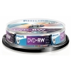 Philips DVD-RW rewritable 10 stuks in cakebox DN4S4B10F/00 098018