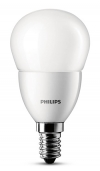 Philips E14 led-lamp kogel mat 5.5W (40W) 929001157801 LPH00098