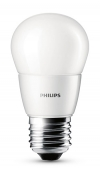 Philips E27 led-lamp kogel mat 4W (25W) 929001157601 929001157630 LPH00106
