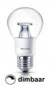 Philips E27 led-lamp peer WarmGlow dimbaar 6W (40W)