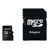 Philips Micro SD geheugenkaart class 10 inclusief SD adapter - 8GB FM08MP45B/10 098120