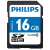 Philips SDHC geheugenkaart class 10 - 16GB FM016SD45B FM16SD45B/00 098112