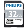 Philips SDHC geheugenkaart class 10 - 32GB FM032SD45B 098113