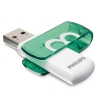 Philips USB 2.0 stick Vivid 8GB FM08FD05B/10 098139