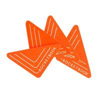 Rocketbook Beacons whiteboard scan stickers (4 stuks) BEA-A4-K BEA-A4-RC-FR 224586