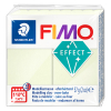 Staedtler Fimo boetseerklei effect 57g nachtlichtend (glow in the dark)  | 04 8020-04 424622