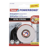 Tesa Powerbond Ultra strong dubbelzijdige tape 19 mm x 1,5 m 55791 202383
